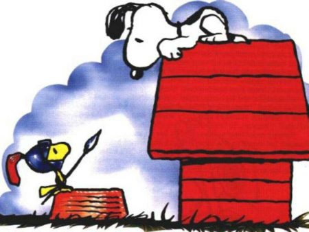 Papel de parede Snoopy – Batalha para download gratuito. Use no computador pc, mac, macbook, celular, smartphone, iPhone, onde quiser!