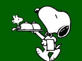 Papel de parede Snoopy – Garçon