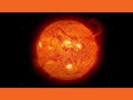 Papel de parede Sol