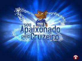 Papel de parede Sou apaixonado pelo Cruzeiro #1