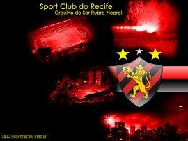 Papel de parede Sport Club Recife – Campeão Pernambucano 2010