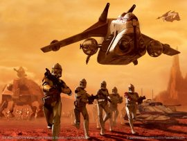 Papel de parede Star Wars – Em Guerra