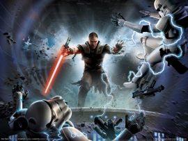 Papel de parede Star Wars – Guerra