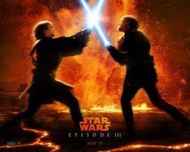 Papel de parede Star Wars – Luta