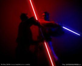 Papel de parede Star Wars – Os lados da Força