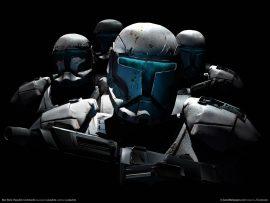 Papel de parede Star Wars – Soldados