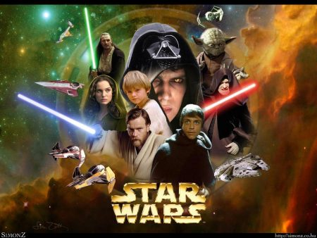 Papel de parede Star Wars – Trilogia para download gratuito. Use no computador pc, mac, macbook, celular, smartphone, iPhone, onde quiser!