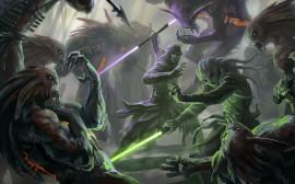 Papel de parede Star Wars – The Old Republic – Jogo