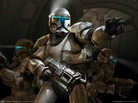 Papel de parede Star Wars Republic Commando