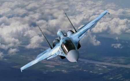 Papel de parede Su-35 Flanker para download gratuito. Use no computador pc, mac, macbook, celular, smartphone, iPhone, onde quiser!