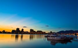 Papel de parede Taiwan: Cidade de Taipé