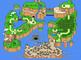 Papel de parede Super Mario World