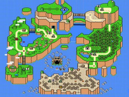Papel de parede Super Mario World para download gratuito. Use no computador pc, mac, macbook, celular, smartphone, iPhone, onde quiser!