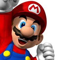 Papel de parede Super Mario