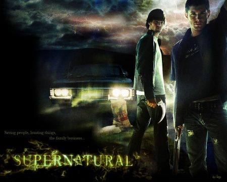 Papel de parede Supernatural – Negócio de Família para download gratuito. Use no computador pc, mac, macbook, celular, smartphone, iPhone, onde quiser!