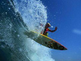 Papel de parede Surf #8