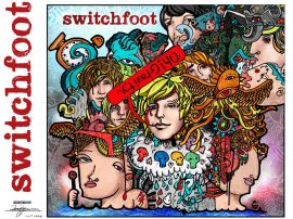 Papel de parede Switchfoot Oh Gravity
