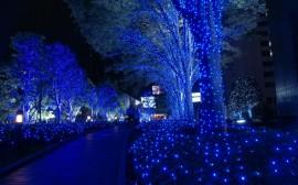 Papel de parede Tóquio no Natal