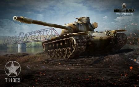 Papel de parede T110E5, EUA – World of Tanks para download gratuito. Use no computador pc, mac, macbook, celular, smartphone, iPhone, onde quiser!