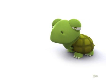 Papel de parede Tartaruga 3D para download gratuito. Use no computador pc, mac, macbook, celular, smartphone, iPhone, onde quiser!