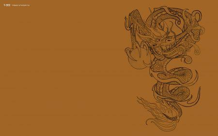 Papel de parede Tattoo – Dragão Japonês para download gratuito. Use no computador pc, mac, macbook, celular, smartphone, iPhone, onde quiser!