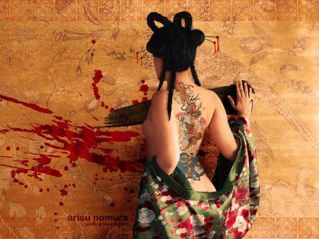 Papel de parede Tattoo – Japonesa para download gratuito. Use no computador pc, mac, macbook, celular, smartphone, iPhone, onde quiser!