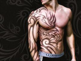 Papel de parede Tattoo – Tribal