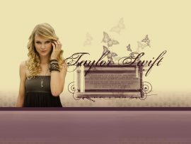Papel de parede Taylor Swift – Cantora Premiada