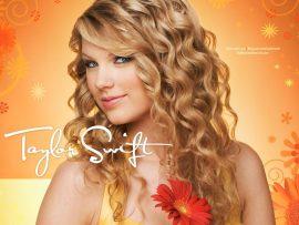 Papel de parede Taylor Swift – Flor