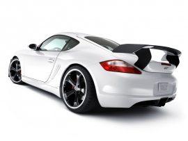 Papel de parede Techart GT Porsche