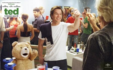 Papel de parede Ted para download gratuito. Use no computador pc, mac, macbook, celular, smartphone, iPhone, onde quiser!