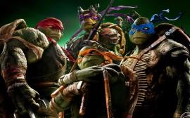 Papel de parede As Tartarugas Ninja