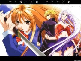 Papel de parede Tenjou Tenge