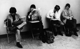 Papel de parede The Beatles Cansados