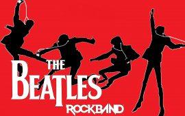 Papel de parede The Beatles Rockband [2]