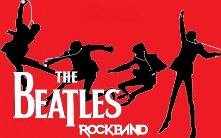 Papel de parede The Beatles Rockband [2] para download gratuito. Use no computador pc, mac, macbook, celular, smartphone, iPhone, onde quiser!