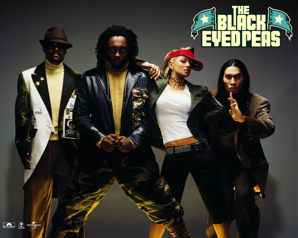 Papel de parede The Black Eyed Peas para download gratuito. Use no computador pc, mac, macbook, celular, smartphone, iPhone, onde quiser!