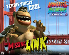 Papel de parede The Missing Link
