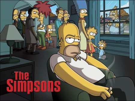 Papel de parede The Simpsons ou Sopranos? para download gratuito. Use no computador pc, mac, macbook, celular, smartphone, iPhone, onde quiser!