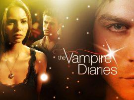 Papel de parede The Vampire Diaries – Paixão