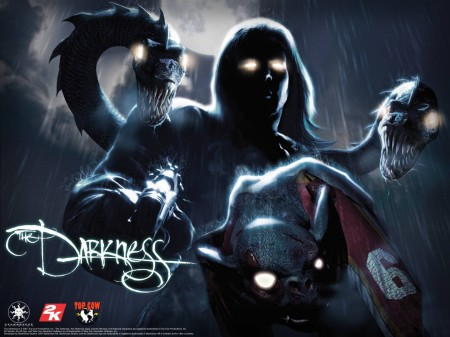 Papel de parede The Darkness para download gratuito. Use no computador pc, mac, macbook, celular, smartphone, iPhone, onde quiser!