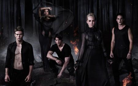 Papel de parede The Vampire Diaries – 4ª Temporada para download gratuito. Use no computador pc, mac, macbook, celular, smartphone, iPhone, onde quiser!