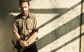 Papel de parede The Walking Dead – Andrew Lincoln