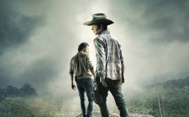 Papel de parede The Walking Dead Temporada 2014