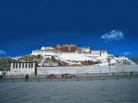 Papel de parede Tibet