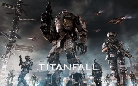 Papel de parede Titanfall para download gratuito. Use no computador pc, mac, macbook, celular, smartphone, iPhone, onde quiser!