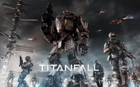 Papel de parede Titanfall para download gratuito. Use no computador pc, mac, macbook, celular, smartphone, iPhone, onde quiser!