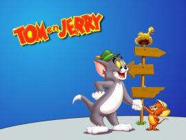 Papel de parede Tom & Jerry – Desenho