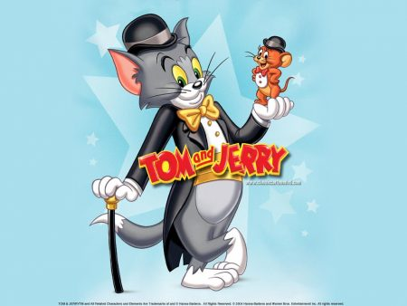 Papel de parede Tom & Jerry – Legal para download gratuito. Use no computador pc, mac, macbook, celular, smartphone, iPhone, onde quiser!