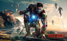 Papel de parede Tony Stark, Homem de Ferro 3